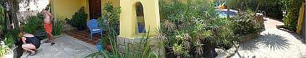 Quim & MD Estols huis vooraanzicht