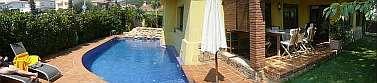 Zwembad en Tuin bij de Estols